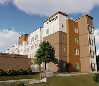Residence Inn Under Development - thumb